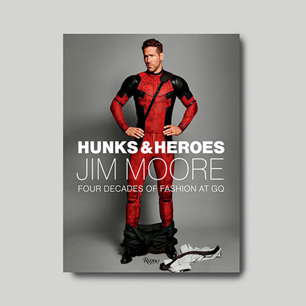 New Mags Hunks & Heroes Bog