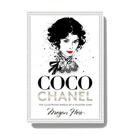New Mags Coco Chanel - The Illustrated World of a Fashion Icon