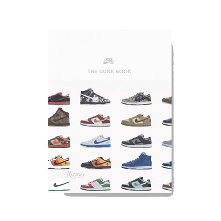 New Mags Nike SB The Dunk Book