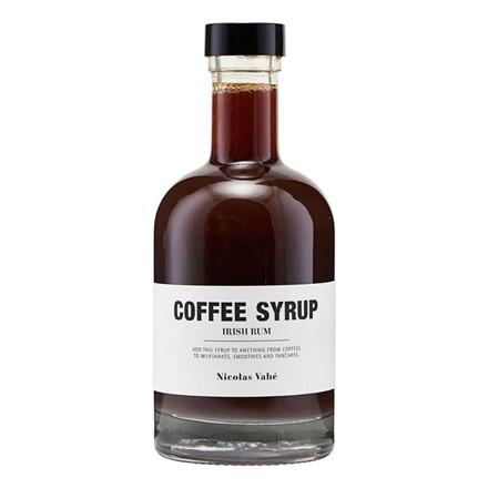 Nicolas Vahé Kaffesirup Med Irsk Rum Aroma