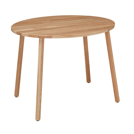Nofred Mouse Table School Lacquered Oak