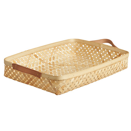 OYOY Sporta Bread Basket Nature Large