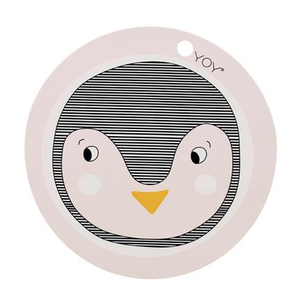 OYOY Penguin Dækkeserviet