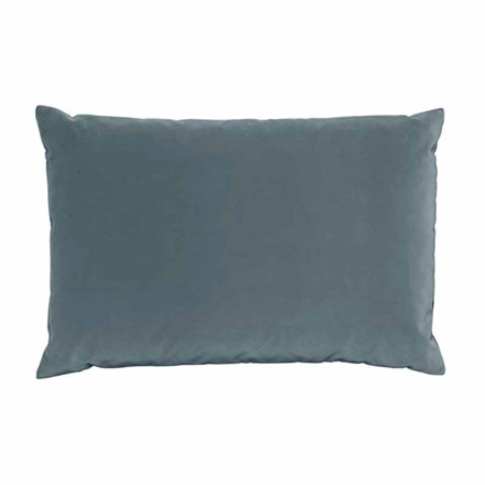 Semibasic LUSH Velour Cushion Denim Blue 40 x 60