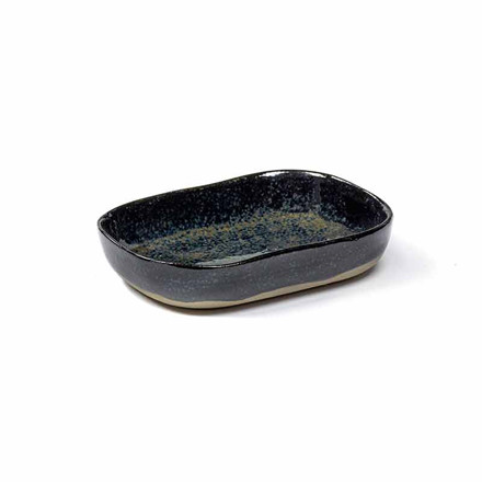 Serax Merci Deep Plate No. 7 M Dark Blue