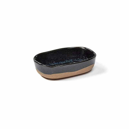 Serax Merci Deep Plate No. 8 S Dark Blue