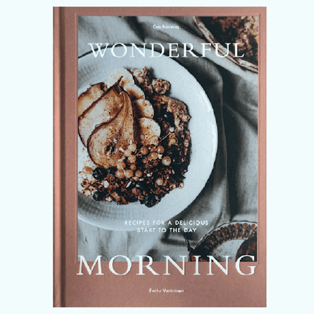 New Mags Wonderful Morning Book