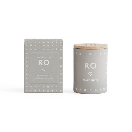 SKANDINAVISK Ro Scented Candle Mini