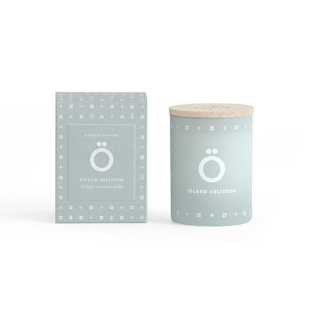 SKANDINAVISK Ö Scented Candle Mini