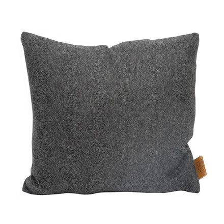 Skriver Collection Baby Alpaca Cushion Grey