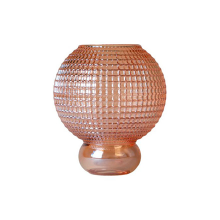 Specktrum Savanna Vase Amber
