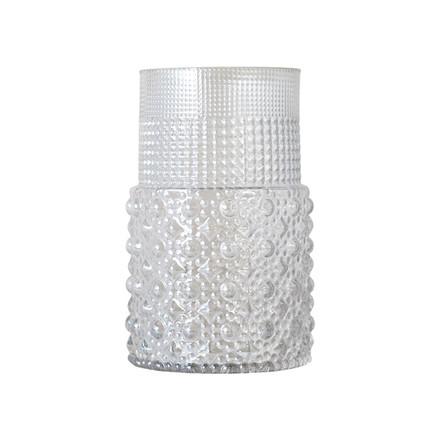 Specktrum Scarlett Vase Clear