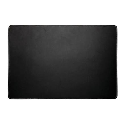 Ørskov & Co. Leather Placemat Square Black