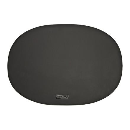 Ørskov & Co. Rubber Placemat Oval Black