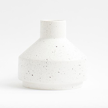 Ania EMMA Vase White Dots