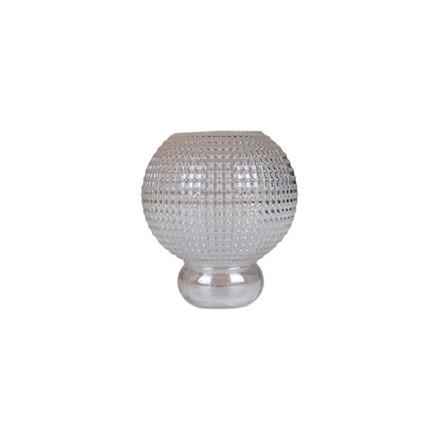 Specktrum Savanna Vase Round Small Clear