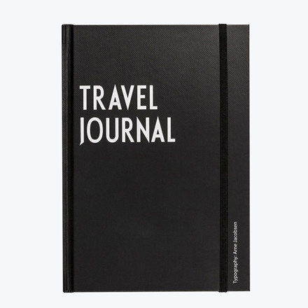 Design Letters Travel Journal