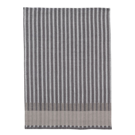 Ferm Living Grain Tea Towel Grey