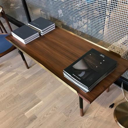 Finn Juhl Bord/Bænk Udstillingsmodel