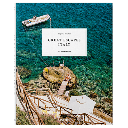 New Mags Great Escapes Italy Book