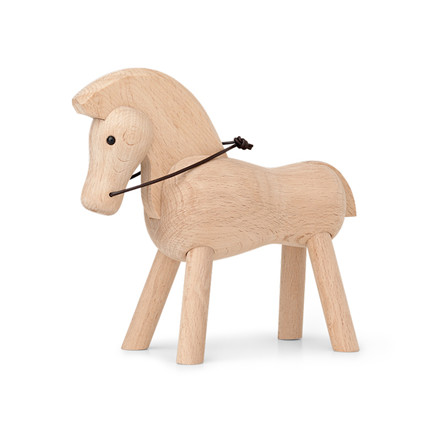 Kay Bojesen Hest Lys Træ