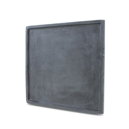 Stuff Concrete Tray Black