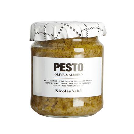 Nicolas Vahé Pesto med oliven & mandel