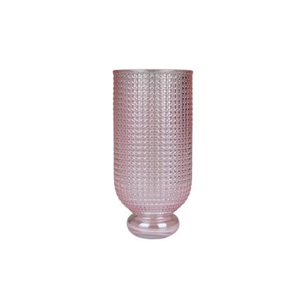 Specktrum Savanna Vase Cylinder Small Rose