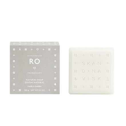 SKANDINAVISK Ro Bar Soap
