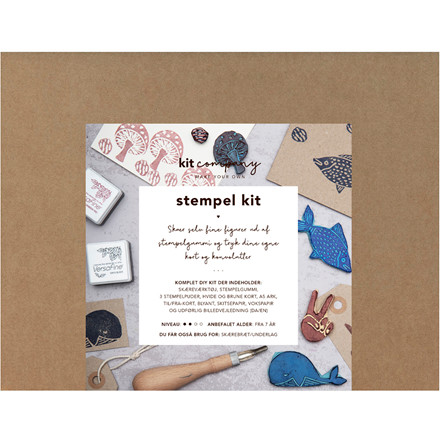Kit Company Stempel Kit