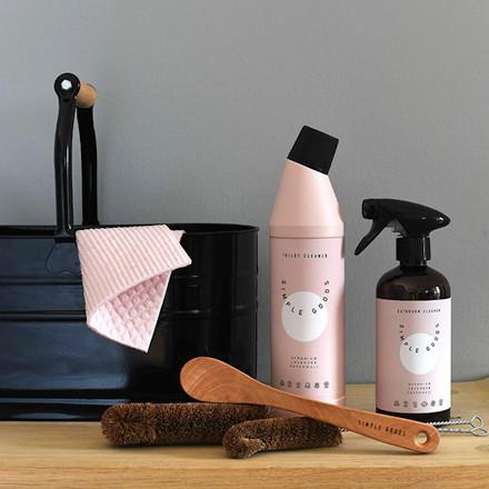 Simple Goods Toilet Cleaner Geranium
