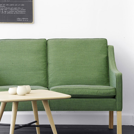 Fredericia Furniture 2208 BM 2-Pers Sofa