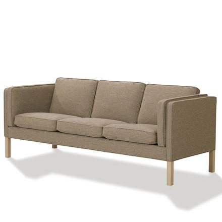 Fredericia Furniture 2333 BM 3-Pers Sofa