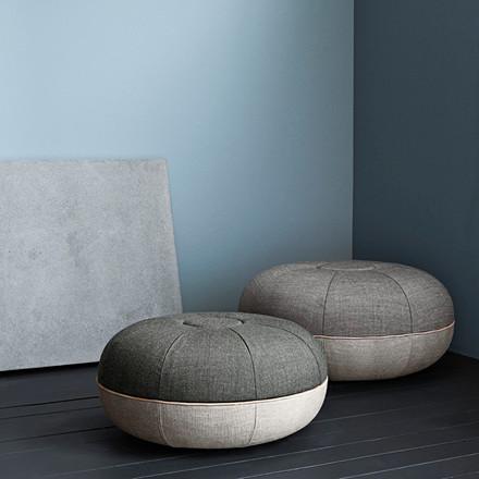 Fritz Hansen Puf Stor Concrete