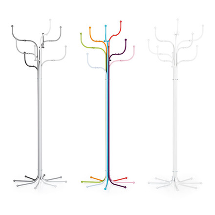 Fritz Hansen 9999 Coat Tree Stumtjener