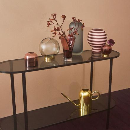 AYTM Globe Vase Rose/Gold Ø 10 cm