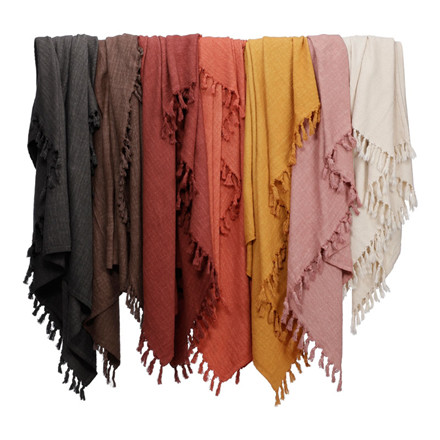 Algan Dolu Gæstehåndklæde Rosa