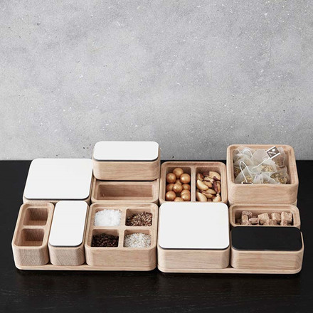 Andersen Furniture Create Me Box 6x12 2 Compartments