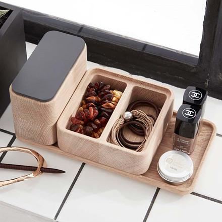 Andersen Furniture Create Me Box 12x12 2 Compartments