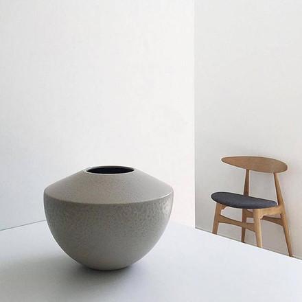 Ania NOAH Vase Stone Grey