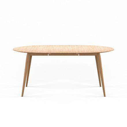 Bruunmunch PLAYdinner Ø120 Udtræksbord Inkl. Tillægsplader Kampagne