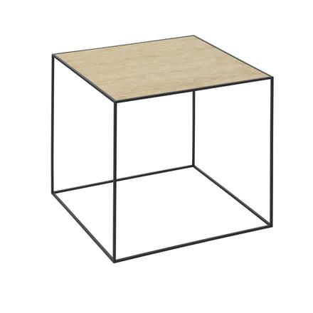 By Lassen Twin Table 42 Hvid/Eg
