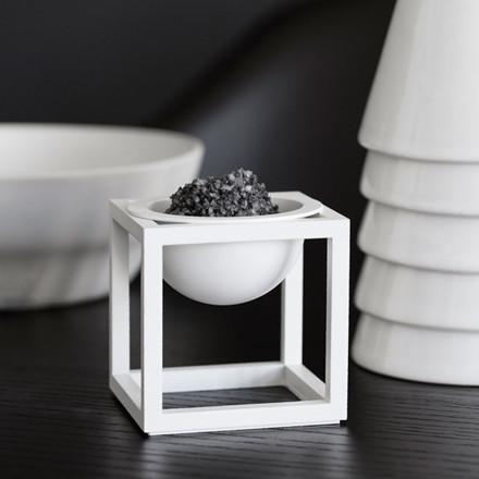 By Lassen Kubus Bowl Mini Hvid