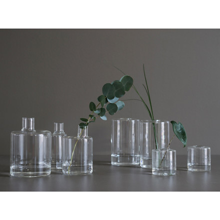 DBKD Clean Vase Small Clear