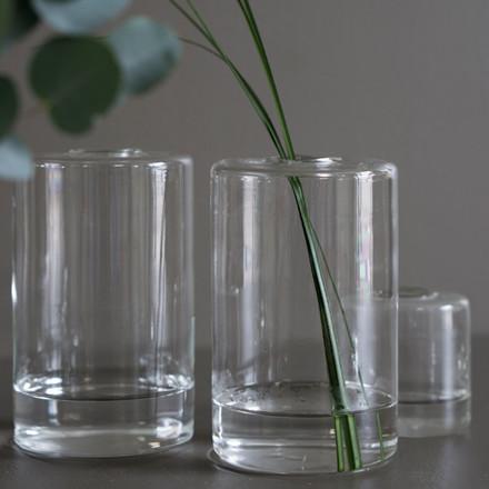 DBKD Pipe Vase Small Smoke