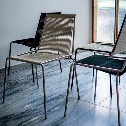 Thorup Copenhagen Noel Stol 201 Sort/Natur