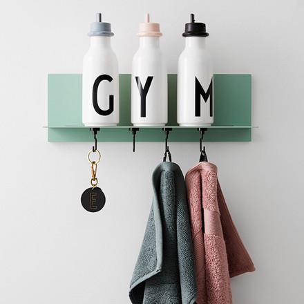 Design Letters Sports Lid Grey