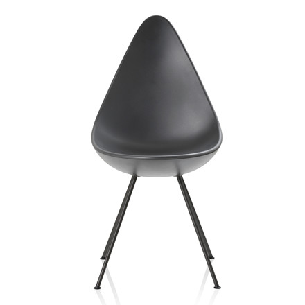 Fritz Hansen Drop Chair Plastik