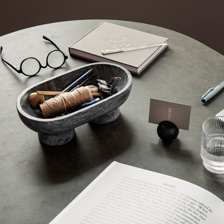 Ferm Living Alza Bowl Black