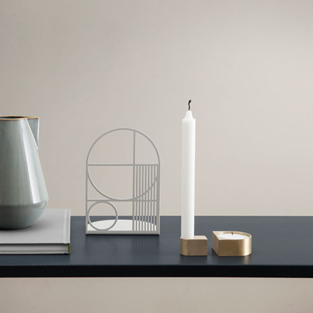 Ferm Living Block Lysestage Lille